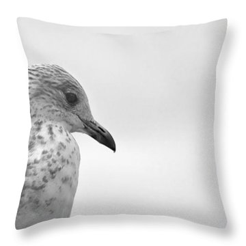 Pigeon Pride Throw Pillow