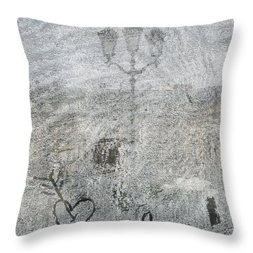 Place Vendome. Paris. France. Europe Throw Pillow by Bernard Jaubert
