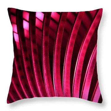 Poetry Of Light Throw Pillow