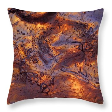 Portals Throw Pillow