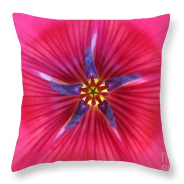 Potential Photography Throw Pillow by Tina Marie