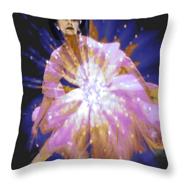 Prima Throw Pillow