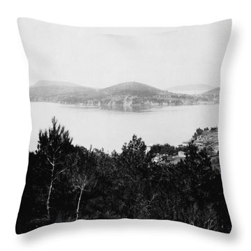 Princes Islands - Turkey Throw Pillow by International  Images