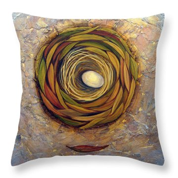 Promise Throw Pillow