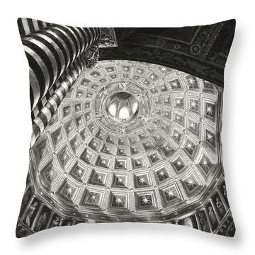 Prophets And Patriarchs Throw Pillow by Norman Bean