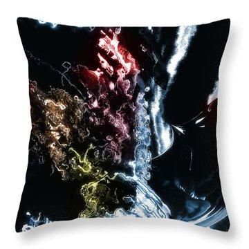Psychic Adventure Throw Pillow