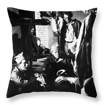 Pudovkin: Motgher, 1926 Throw Pillow by Granger