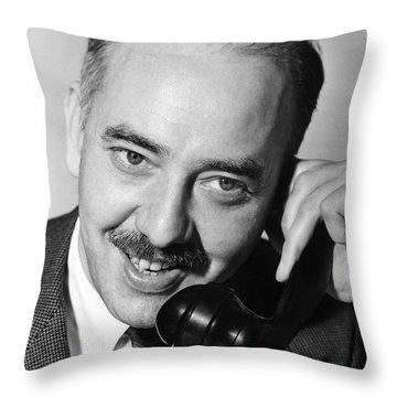 Ralph Ingersoll (1900-1985) Throw Pillow by Granger