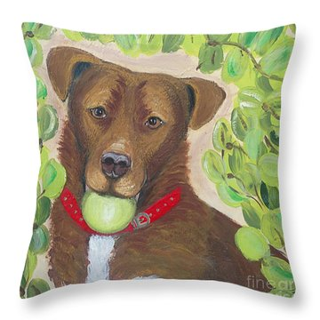 Ramon Throw Pillow