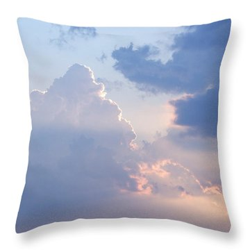 Reach For The Sky 4 Throw Pillow by Mike McGlothlen
