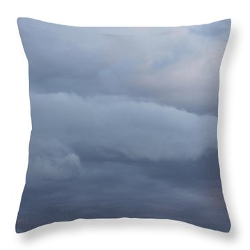 Reach For The Sky 8 Throw Pillow by Mike McGlothlen