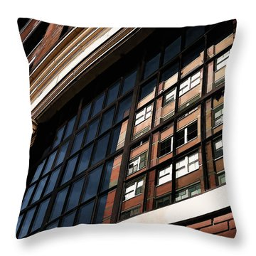 Reflection 1409 Throw Pillow