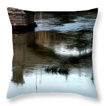 Reflection Tevere Throw Pillow