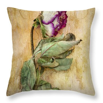 Remembrance Throw Pillow by Marion Galt