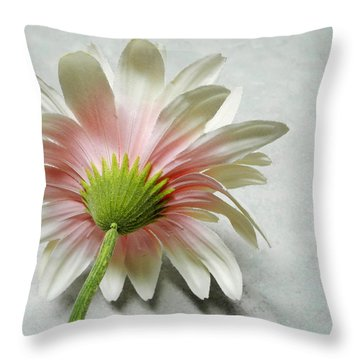 Throw Pillow featuring the photograph Reserved by Mary Timman