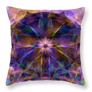 Return To Innocence Throw Pillow by Angelina Vick