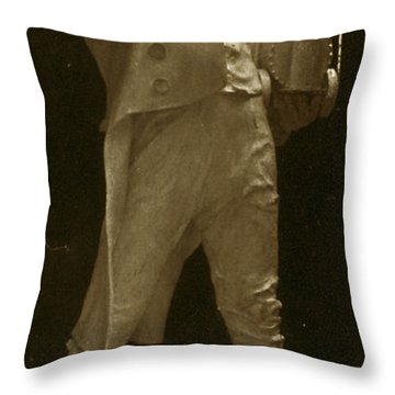 Richard Trevithick, English Inventor Throw Pillow by Science Source