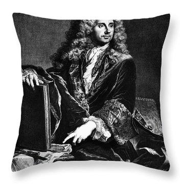 Robert De Cotte Throw Pillow by Granger