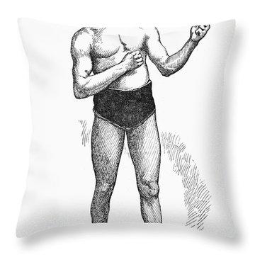 Robert Dobbs (1869-1930) Throw Pillow by Granger