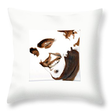 Robert Pattinson 16 Throw Pillow