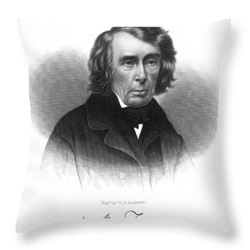 Roger B. Taney (1777-1864) Throw Pillow by Granger