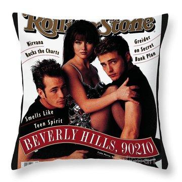 Cast Throw Pillows