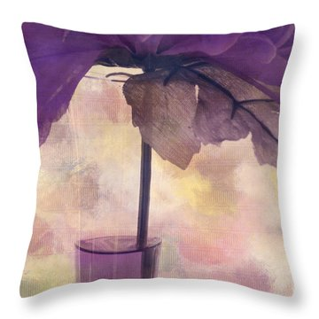 Romantisme - S0304d Throw Pillow by Variance Collections