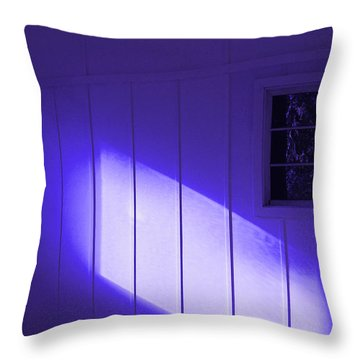 Room With A Mood Throw Pillow by Kym Backland
