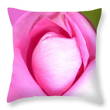 Rose1 Throw Pillow