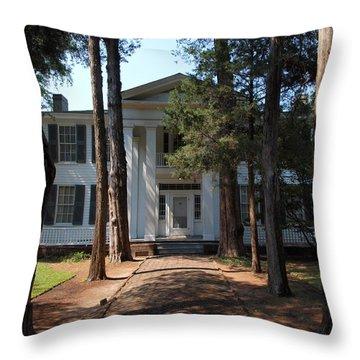 Rowen Oak Porch Throw Pillow