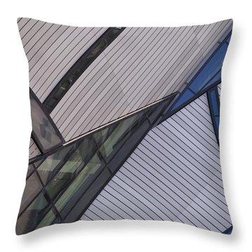 Royal Ontario Museum, Toronto, Ontario Throw Pillow by Keith Levit
