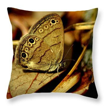 Rustic Throw Pillow