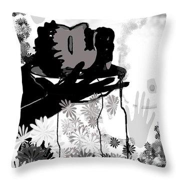 Salome Throw Pillow