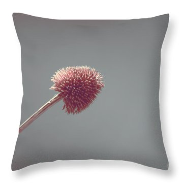 Sans Nom - S03 Throw Pillow by Variance Collections