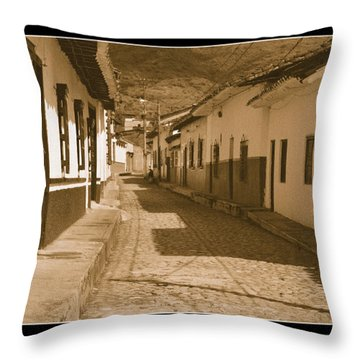 Sante  Fe No II Throw Pillow