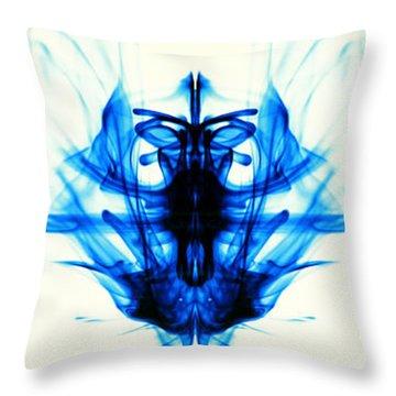 Sea Creature Throw Pillow