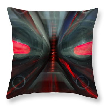 See The Music Throw Pillow by Randy J Heath