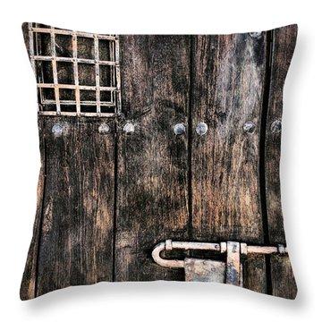 Segura Throw Pillow by Skip Hunt