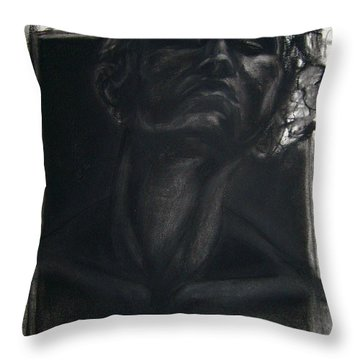 Self Portrait 2008 Throw Pillow