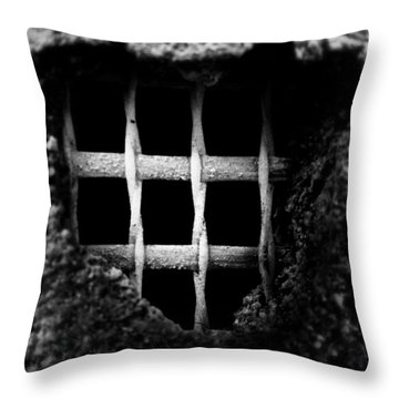 Set Me Free Throw Pillow by Mimulux patricia no No
