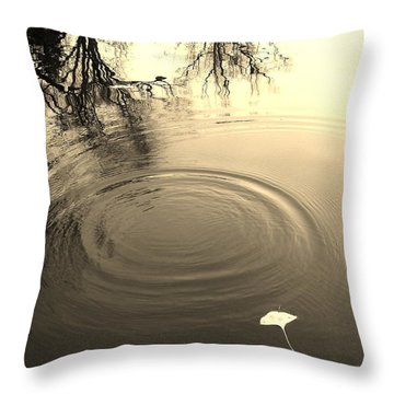 Set The Tone Throw Pillow