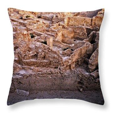 Seven Civilizations Throw Pillow by First Star Art