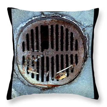 Sew Sewer Sewest Throw Pillow by Marlene Burns
