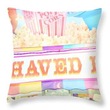 Carnival Throw Pillows