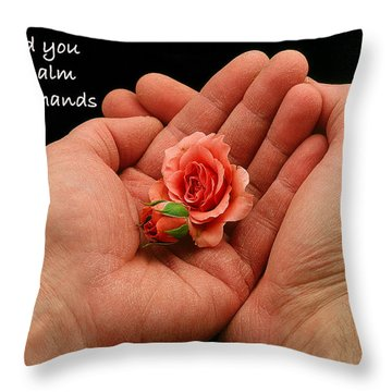 Sheltered Souls Throw Pillow