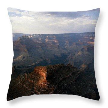 Shoshone Point Grand Canyon Arizona Throw Pillow