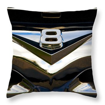 Should Have Had A Vee Eight Throw Pillow