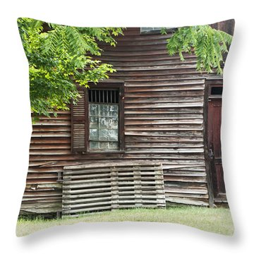 Simple Living Throw Pillow