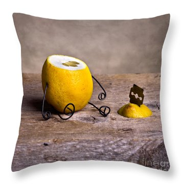 Transfix Throw Pillows