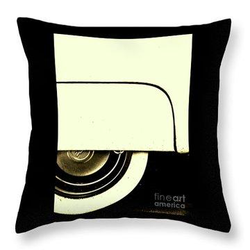 Sitting Pretty Throw Pillow by Joe Jake Pratt